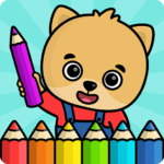 Coloring book for kids (Mod)