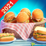Crazy Diner Crazy Chef's Cooking Game 1.1.2 (Mod)