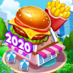 Crazy Kitchen Cooking Game  (Mod)