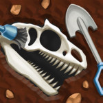 Dino Quest Dig & Discover Dinosaur Game Fossils  1.8.9 (Mod)