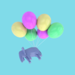 Floating Balloons  1.2.1 (Mod)