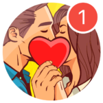 Kiss Me Spin the Bottle for Dating, Chat & Meet  1.0.51 (Mod)