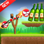 Knock Down Bottles 321 :Ball Hit Cans & Shoot Down  0.2 (Mod)