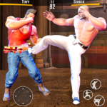 Kung fu fight karate Games: PvP GYM fighting Games (Mod)