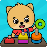 Learning games for toddlers age 3 (Mod)