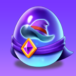 Merge Witches – merge&match to discover calm life (Mod)