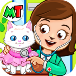 My Town : Pets, Animal game for kids  (Mod)