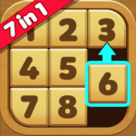 Number Puzzle – Classic Number Games – Num Riddle  (Mod)