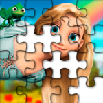 Princess Puzzles Games for Girls  4.13 (Mod)