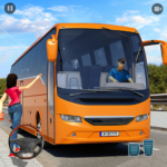 Real Bus Simulator Driving Games New Free 2021  2.3 (Mod)