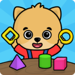 Toddler games for 2-5 year olds  (Mod)