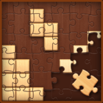Wood Block Puzzle And Jigsaw  (Mod)
