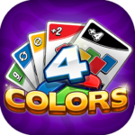 4 Colors Card Game  (Mod)