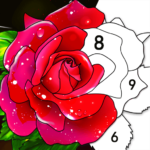 Color by Number Oil Painting Coloring Book  2.101 (Mod)