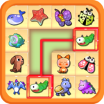 Connect Animal Puzzle 2021 – Pair Matching Animals  (Mod)