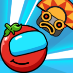 Red Bounce Ball Heroes  1.38 (Mod)