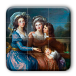 19th Century Paintings Switch Puzzle  (Mod)
