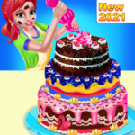 Cake Maker And Decorate – Cooking Maker Games  1.0.7 (Mod)