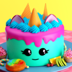 🎂 Cake maker – Unicorn Cooking Games for Girls 🌈  3 (Mod)