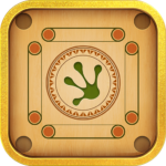 Carrom Gold : Multiplayer Friends Board Games King  (Mod)