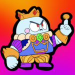 Coloring Pages for Brawl BS  (Mod)