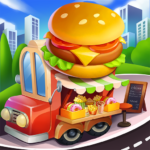 Cooking Travel – Food truck fast restaurant  (Mod)