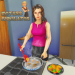 Dream Mother Simulator: Happy Family Life Games 3D  (Mod)