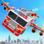 Fire Truck Games – Firefigther  (Mod)