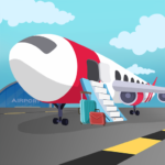 Idle Customs: Protect Airport  (Mod)