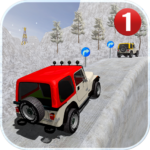 Offroad Jeep Driving Simulator : Real Jeep Games  (Mod)