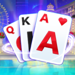 Solitaire Travel : Classic Tripeaks Card Game  (Mod)