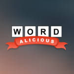 Wordalicious – Relaxing word puzzle game  (Mod)