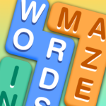 Words in Maze – Connect Words Game  (Mod)