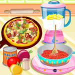 Yummy Pizza, Cooking Game  (Mod)