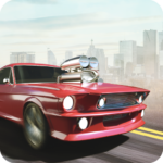 MUSCLE RIDER: Classic American Muscle Car 3D  (Mod)